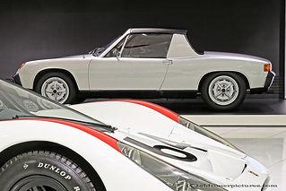 Porsche 914/8 - 1969