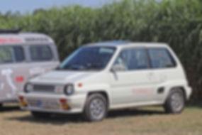 Honda City Turbo II - 1984