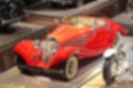 Mercedes-Benz 500 K Spezial-Roadster - 1936