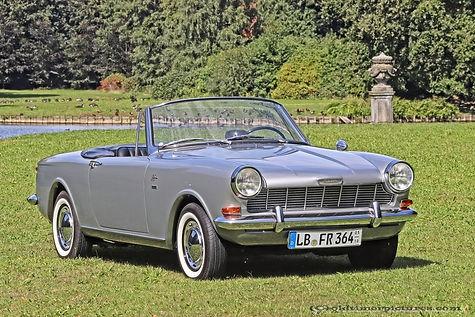 Opel Kadett Italsuisse Spider by Frua - 1964