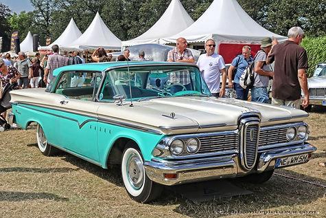 Edsel Ranger Hardtop - 1959