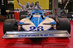 Ligier JS7 - 1977