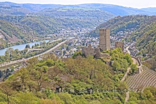 Oberburg, Kobern-Gondorf (D)
