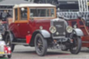 Morris Oxford - 1928