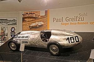 Greifzu BMW Formel 2 - 1951