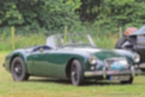 MGA 1600 - 1960