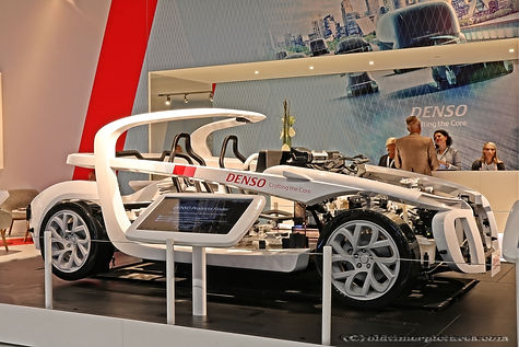 Denso automotive concept