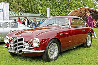 Maserati A6G 2000 Coupe by Frua - 1952