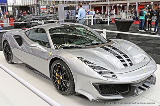 Ferrari 488 Pista - 2019