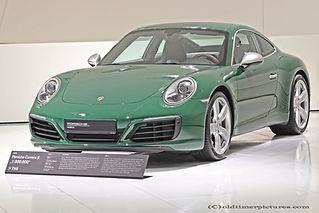 Porsche Carrera S - 1 miljoen