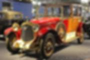 Farman A6 B Coupé Chauffeur - 1923