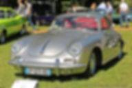 Porsche 356C SC 95 - 1965