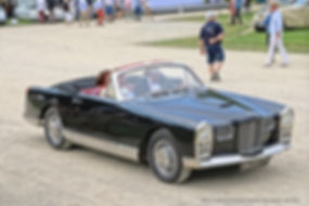 Facel Vega FV1 Cabriolet - 1955