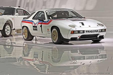 Porsche 928 Trigema - 1983
