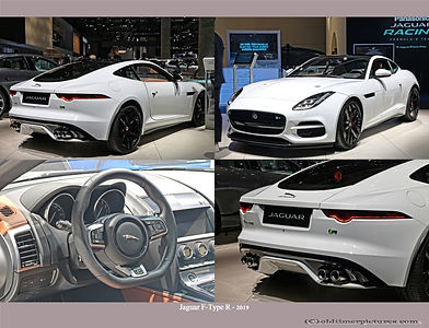 2019-Jaguar F-Type R