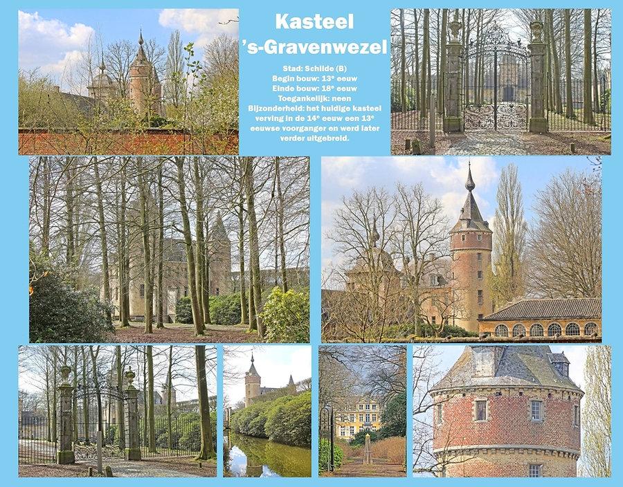 Kasteel 's-Gravenwezel