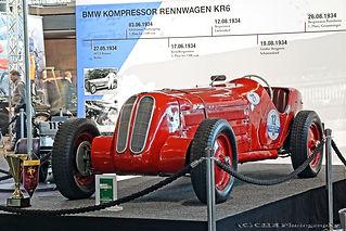 BMW Kompressor Rennwagen KR6 - 1934