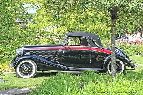 Mercedes-Benz 170 V Sindelfingen Cabriolet A - 1938