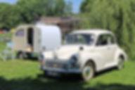 Morris Minor 1000 - 1956