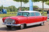 Nash Ambassador Super - 1955