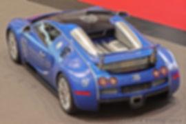Bugatti Veyron Grand Sport - 2015