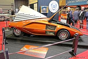 Lancia Stratos HF Zero - 1970