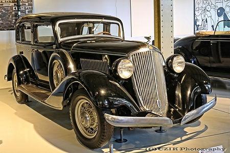 Graham Model 65 Standard Six 1933