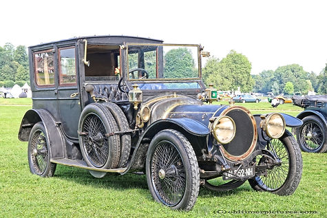 Delaunay-Belleville Type HC4 Coupe de Ville - 1913