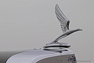 Chevrolet Eagle Master De Luxe - 1935