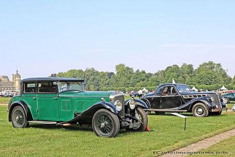Bentley Speed Six - 1929 - Renault Viva - 1939