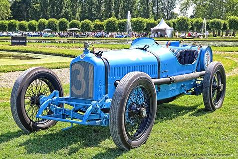 Ballot 5/8 LC Indianapolis - 1919