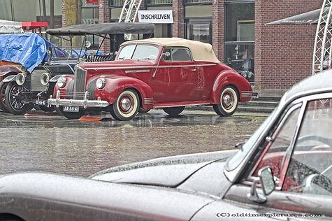 Packard 110 Victoria Convertible - 1941