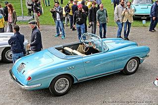 Alfa Romeo 1900 Super Sprint La Flèche - 1955