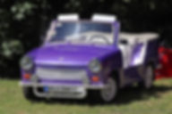 Trabant 601 S Beachcar - 1988.