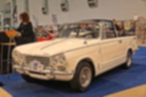Triumph Vitesse Mk2 Cabriolet - 1970