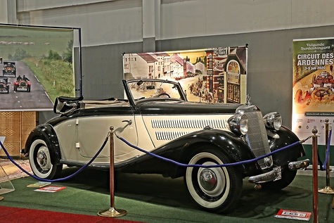 Mercedes-Benz 170 - 1938