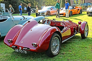 Abarth 204 Sport - 1950