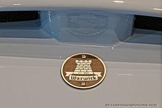 Warwick GT 350 V8 - 1961
