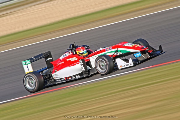 Lance Stroll, Formula 3, Nürburgring 2016
