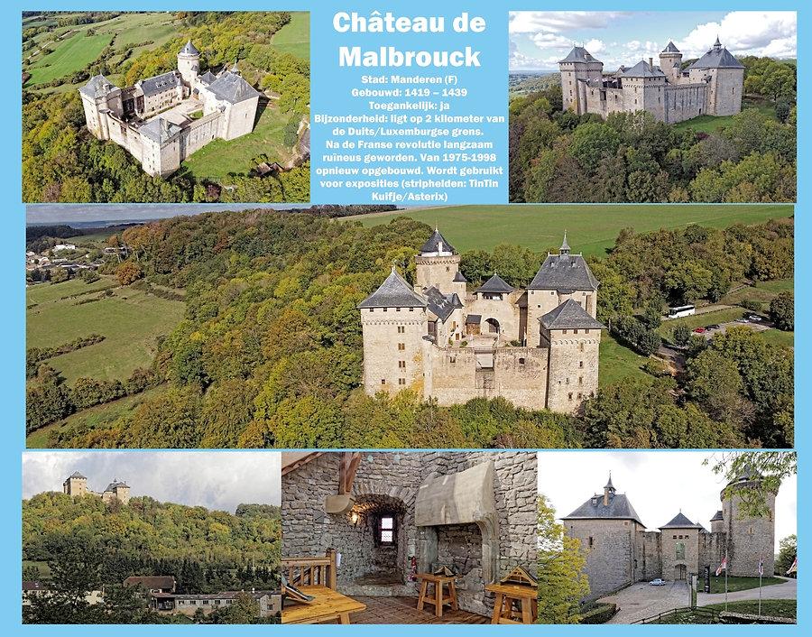 Château de Malbrouck, France