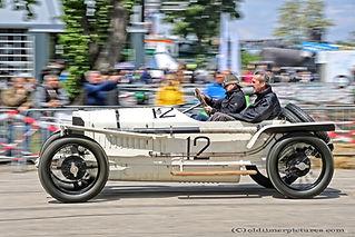Mercedes Grand Prix 4,5l - 1914
