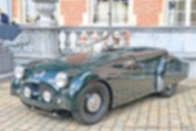 Triumph TR 2 Jabbeke Special - 1955
