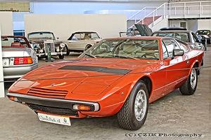 Maserati Khamsin - 1980