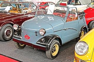 SMZ SZ-3A - 1960