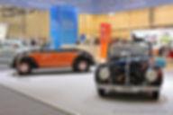 VW Kever Cabriolet - 1949-1950