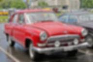 GAZ M21 Volga - 1962