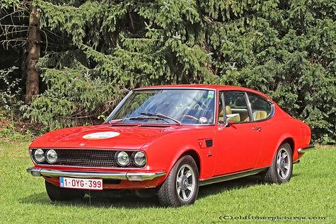 Fiat Dino Coupé 2400 - 1970