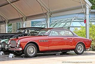 Lancia Aurelia B52 Coupe by Vignale - 1952
