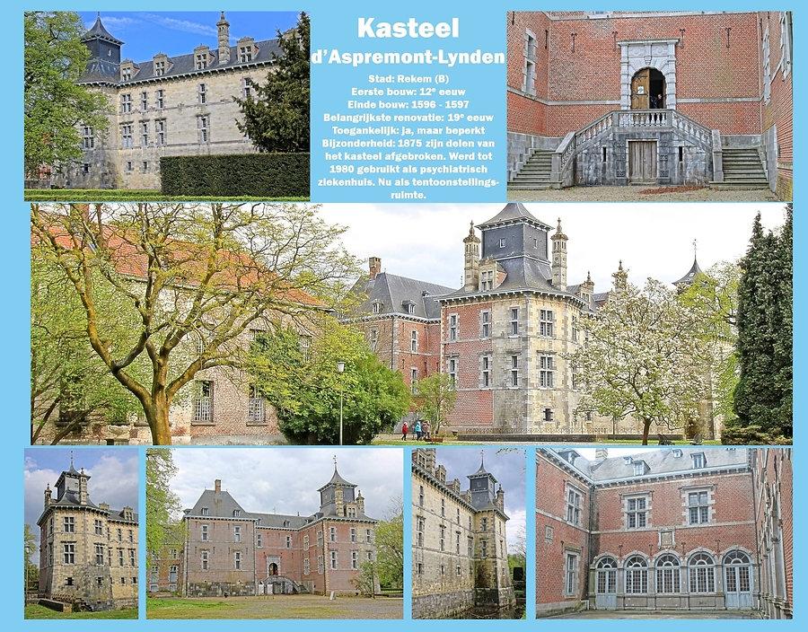 Kasteel d'Aspremont-Lynden