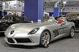 Mercedes-Benz SLR Stirling Moss Edition - 2008